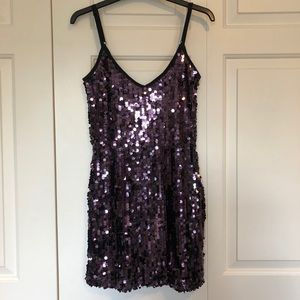 Sequin Homecoming / Party Dress